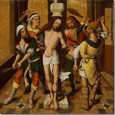 La Flagelacion de Cristo