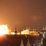 Detonada la bomba de la Segunda Guerra Mundial encontrada en Munich