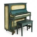 Piano de Casablanca subastado en $602.500