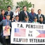 Veteranos filipinos siguen luchando por ser reconocidos
