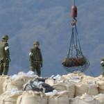 En Japón los expertos en desactivar bombas continúan su labor 70 años después de la guerra