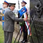 Conmemoran el inicio de la Segunda Guerra Mundial en Yugoslavia