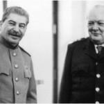 Churchill y Stalin tuvieron sus 'horas felices' hasta bien entrada la madrugada