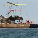 Fue recuperado del fondo del Canal de la Mancha el bombardero Dornier Do 17