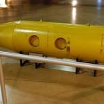 Detonan mina KM-25 de la Segunda Guerra Mundial en el estrecho de Kanmon