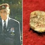 Al incinerarlo encuentran bala alojada durante 69 años en cuerpo de veterano
