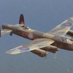 Bombardero Lancaster canadiense cruzará el Atlántico para tour en Inglaterra