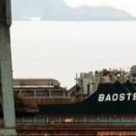 China libera buque después que Mitsui O.S.K. paga $28 millones