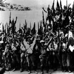 Primer Ministro Shinzo Abe visita campo de batalla en Nueva Guinea