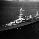 Buzos de la armada confirman que buque hundido en Java es el USS Houston