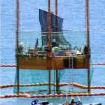 En Okinawa protesta es mantenida a raya mientras hacen exploraciones submarinas para reubicar base Futenma