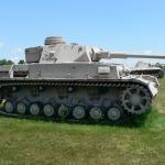 Disputa por un Panzer IV a la corte en California