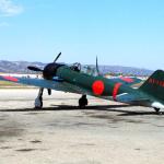 Caza A6M Cero de la Segunda Guerra Mundial que puede volar regresa a casa