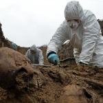 En Polonia excavan macabro lugar de la Segunda Guerra Mundial