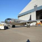 Restaurar este B-29 ha tomado 300.000 horas-hombre hasta ahora