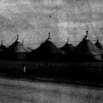 Campamento de prisioneros de guerra alemanes en Mt. Pleasant, Michigan