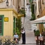 Dos turistas alemanes indemnizan a Grecia con 875 euros por 'reparaciones de guerra'
