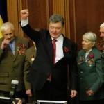 Ucrania decreta que los ucranianos que colaboraron con los alemanes fueron luchadores por la libertad