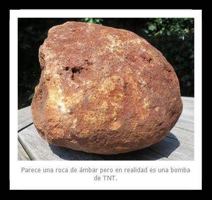 En suecia pescador encuentra roca de mbar que es en for Bomba de calor roca york