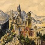 Subastan pinturas de Hitler por £280.000