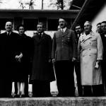 Ex rey británico promovió la Alianza Anglo-Alemana y que Inglaterra fuera bombardeada