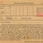 Famoso telegrama de Goering subastado en casi $55.000