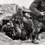 Los olvidados depósitos de armas alemanas en Normandía