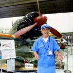 Caza Cero A6M en museo divide a residentes en la ciudad de Aichi