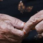 Separadas por la guerra, madre e hija se reúnen 70 años después.