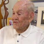 Sobreviviente australiano del 'Gran Escape' de la Segunda Guerra Mundial muere a los 101 años de edad