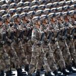 Con memorable desfile China conmemora fin de la Segunda Guerra Mundial