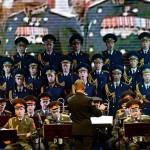 Los checos protestan por concierto del coro del Ejército Ruso