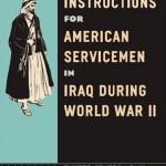 Cómo manejó el US Army el entrenamiento sobre la idiosincracia en la Segunda Guerra Mundial