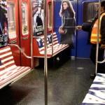 Amazon retira anuncios de metro de Nueva York con insignias fascistas