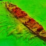 Imágenes de alta tecnología revelan naufragios de la Segunda Guerra Mundial en Australia