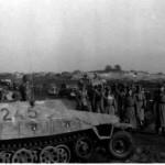 Policía alemana busca a miembros de la División Panzer SS Hitlerjugend