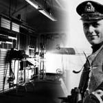 Murió comandante que capturó máquina Enigma de submarino alemán