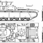 """Reconstruyen """"monstruo blindado"""" soviético, el tanque T-35"""