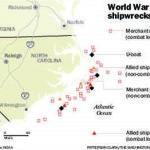 Gobierno de EE.UU. desea crear un santuario para naufragios de la Segunda Guerra Mundial