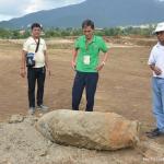 Encuentran bomba de 5000 libras en Batangas, Filipinas