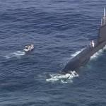 Por primera vez desde la Segunda Guerra Mundial un submarino japonés ingresa a la Bahía de Sydney