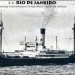 Encuentran al buque alemán SS Rio de Janeiro hundido por submarino polaco.