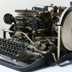 Encuentran en eBay valioso teleimpresor Lorenz de la Segunda Guerra Mundial