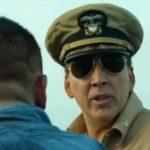 Nicolas Cage en 'USS Indianapolis' la película sobre su hundimiento durante la Segunda Guerra Mundial
