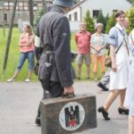 Colmnitz en Sajonia celebra fiestas con esvásticas y uniformes de la Segunda Guerra Mundial