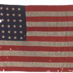 Coleccionista de arte compra histórica bandera por 514.000 dólares