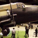 En Suecia esperan recuperar del mar un bombardero Halifax HR871