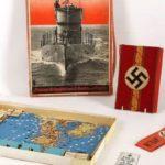 Fue subastado juego de mesa alemán de antes de la guerra