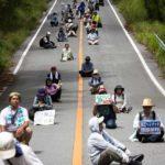 ¿Pueden los nativos de Okinawa proteger su tierra y agua de los militares de Estados Unidos?