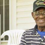 Lección de vida, Richard Overton veterano de 110 años de edad